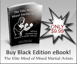 The Elite Mind of Mixed Martial Artists - Black Edition eBook