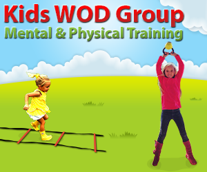 Kids WOD Group Banner Resources
