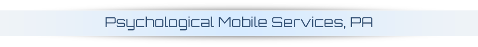 Psychological Mobile Services