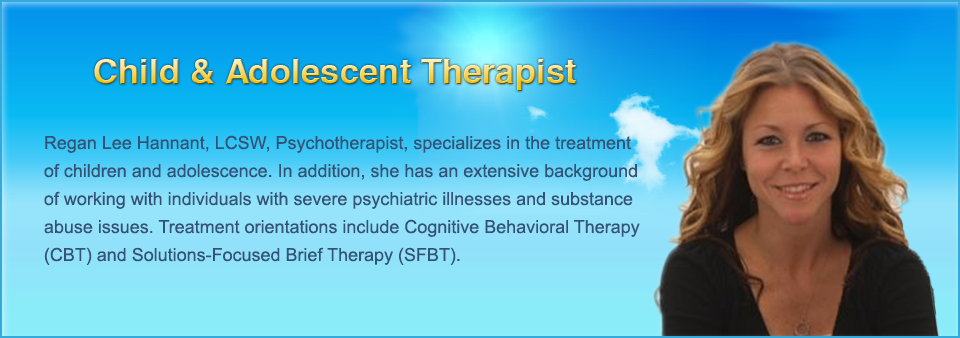 Child & Adolescent Therapist