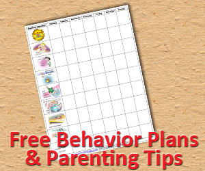 Free Behavior Plans & Parenting Tips