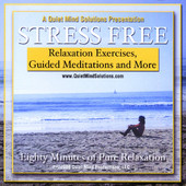 Stress Free - Guided Exercises and Meditations for Total Relaxation, Ken Goodman