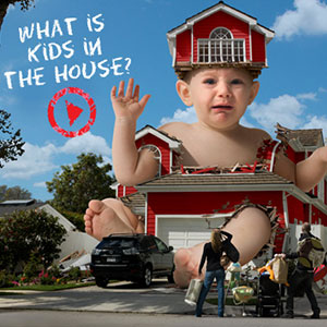 kids in the house banner Resources