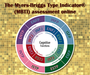 The Myers-Briggs Type Indicator® (MBTI) assessment online