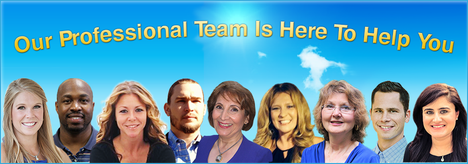 Our professional team